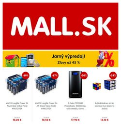 Katalóg Mall ( Neplatný)