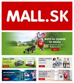 Mall akcie v katalógu Mall ( Neplatný)