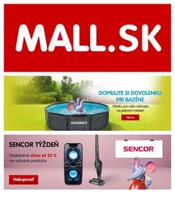 Mall akcie v katalógu Mall ( Onedlho vyprší)