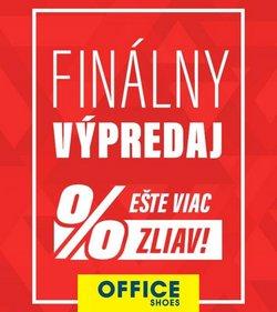Odevy, Obuv a Doplnky akcie v katalógu Office Shoes v Banská Bystrica ( Zverejnené dnes )