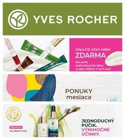 Katalóg Yves Rocher ( Onedlho vyprší)