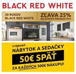 Black Red White akcie v katalógu Black Red White ( Uverejnené včera)