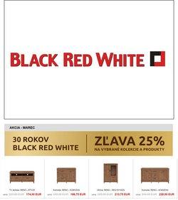 Katalóg Black Red White v Banská Bystrica