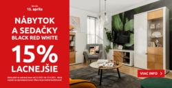 Kupón Black Red White v Banská Bystrica ( 2 dní zostáva )