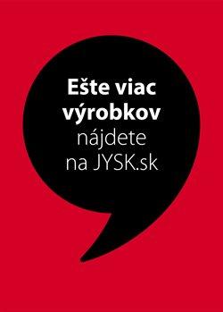Katalóg JYSK ( Zverejnené dnes)