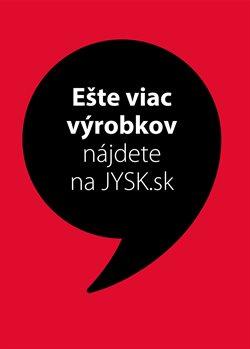 Katalóg JYSK ( Pred 3 dňami)