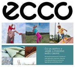 Odevy, Obuv a Doplnky akcie v katalógu Ecco v Bratislava ( Uverejnené včera )