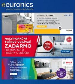 Elektronika akcie v katalógu Euronics ( 11 dní zostáva)