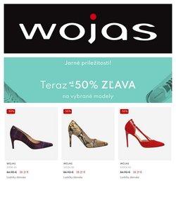 Wojas akcie v katalógu Wojas ( Onedlho vyprší)