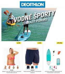 Šport akcie v katalógu Decathlon ( 11 dní zostáva)