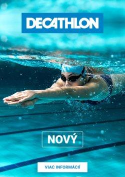 Decathlon akcie v katalógu Decathlon ( Uverejnené včera)
