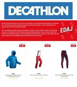 Katalóg Decathlon ( Neplatný)