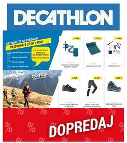 Katalóg Decathlon ( Onedlho vyprší)