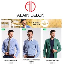 Alain Delon akcie v katalógu Alain Delon ( 15 dní zostáva)