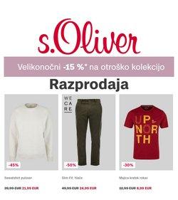 Katalóg s.Oliver ( Neplatný)