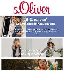 Katalóg s.Oliver ( Pred 2 dňami)