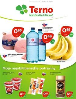 Hyper-Supermarket akcie v katalógu TERNO v Bratislava ( Onedlho vyprší )