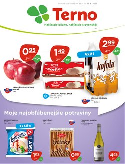 Hyper-Supermarket akcie v katalógu TERNO ( 2 dní zostáva)