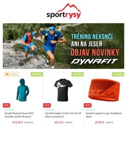 Šport akcie v katalógu Sportrysy ( 4 dní zostáva)