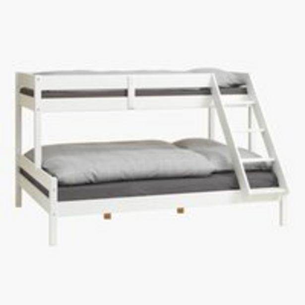 Poschodová posteľ VESTERVIG 90/140x200 v akcii za 499€
