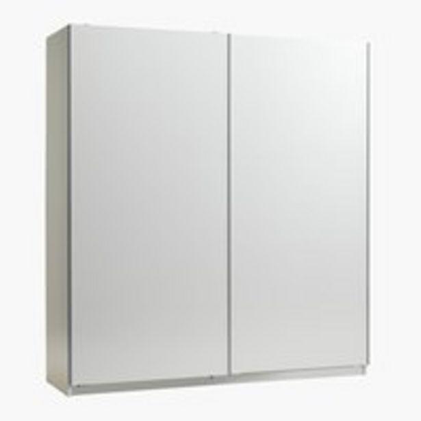 Skriňa SATTRUP 201x219 biela v akcii za 349€