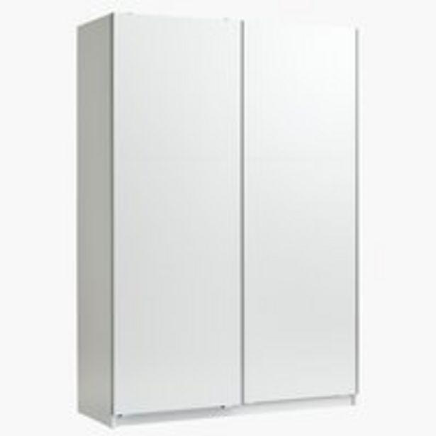 Skriňa SATTRUP 151x219 biela v akcii za 299€