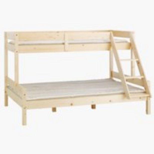 Poschodová posteľ VESTERVIG 90/140x200 v akcii za 399€