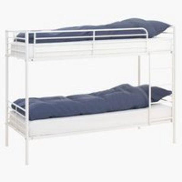 Poschodová posteľ PLOVSTRUP 90x200 v akcii za 249€