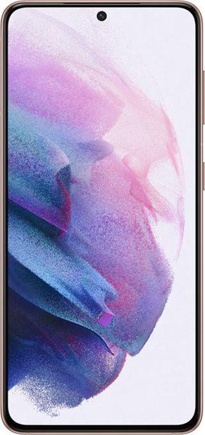 Samsung Galaxy S21 5G Phantom violet v akcii za 42€