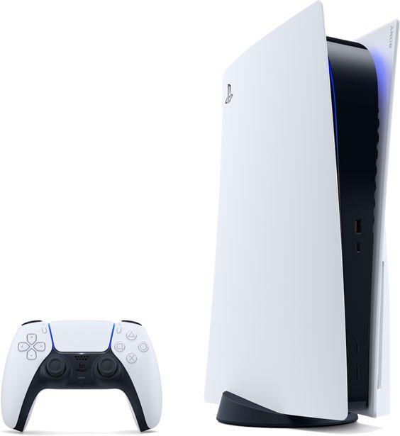 Sony PlayStation 5 White v akcii za 39€