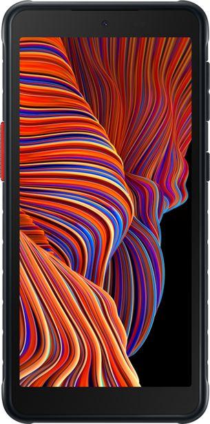 Samsung Galaxy Xcover 5 Black v akcii za 37€