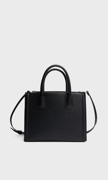 Štruktúrovaná kabelka na nákupy v akcii za 19,99€