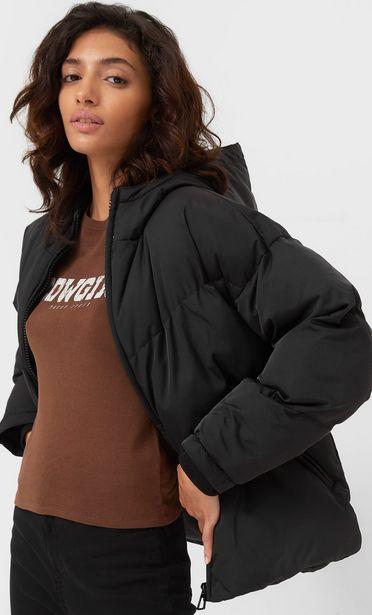 Oversize prešívaná bunda v akcii za 35,99€