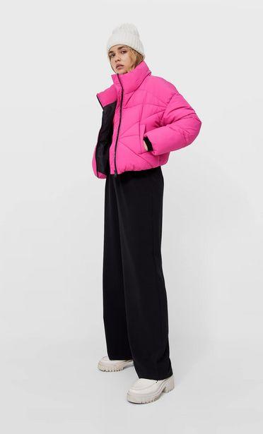 Skrátená prešívaná bunda v akcii za 29,99€