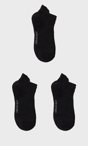 Balenie 3 párov členkových ponožiek v akcii za 7,99€