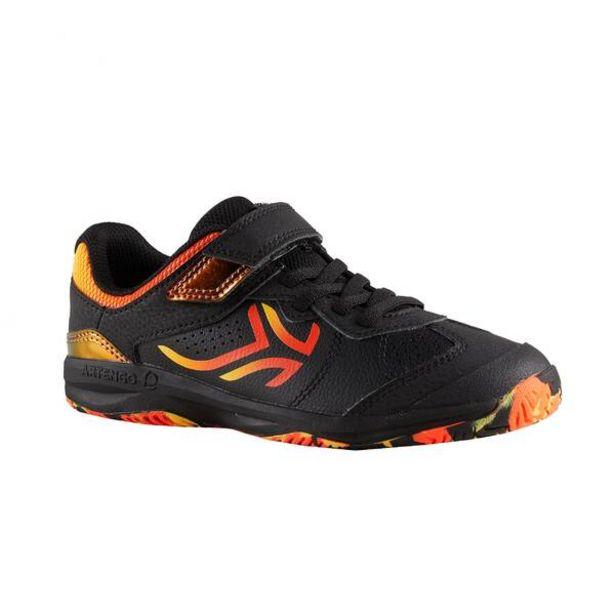 Detská tenisová obuv TS160 Fireblack v akcii za 17,99€