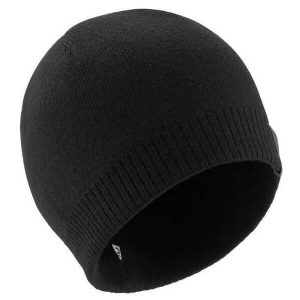 Jednoduchá lyžiarska čapica čierna v akcii za 4,99€
