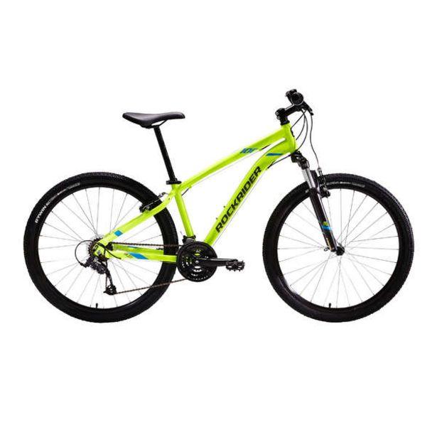 HORSKÝ BICYKEL ST 100 27,5'' žltý v akcii za 239,99€