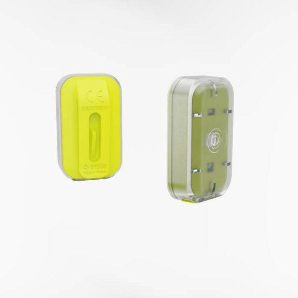 Svetlo LED CL 500 USB predné alebo zadné neónové v akcii za 10,99€