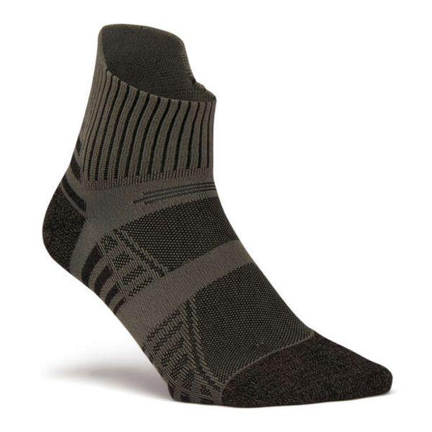 Ponožky WS 900 na športovú chôdzu nízke kaki v akcii za 5,49€