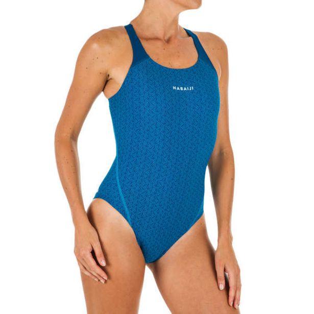 Jednodielne dámske plavky Kamyleon All Geo modré v akcii za 22,99€