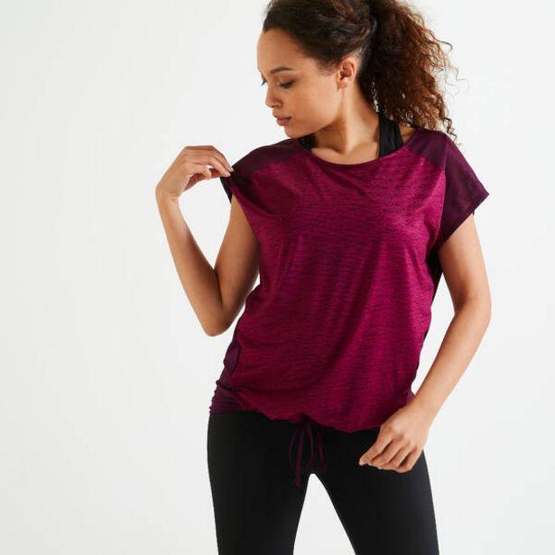 Dámske tričko 120 na fitness v akcii za 7,49€