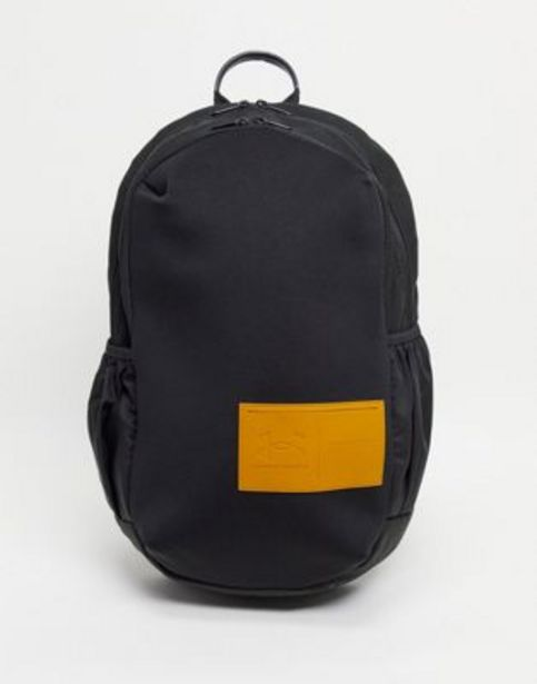 Under Armour rolan lux backpack in black and yellow v akcii za 28,8€