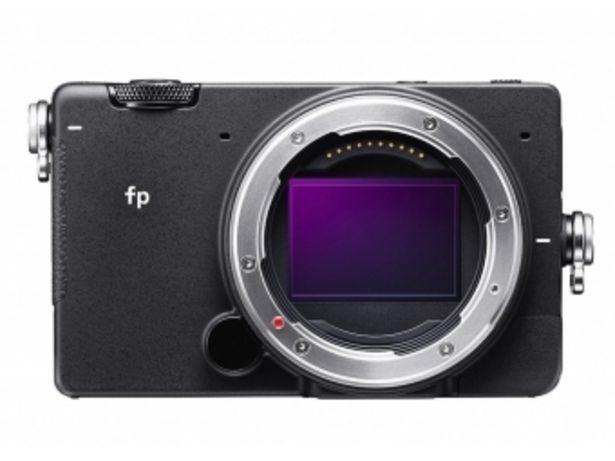 SIGMA FP digitálny fotoaparát (Full-Frame 24,6MP) v akcii za 1839€