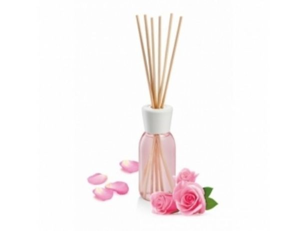 Tescoma Vonný difuzér FANCY HOME 120 ml, Ružové kvety v akcii za 13,26€