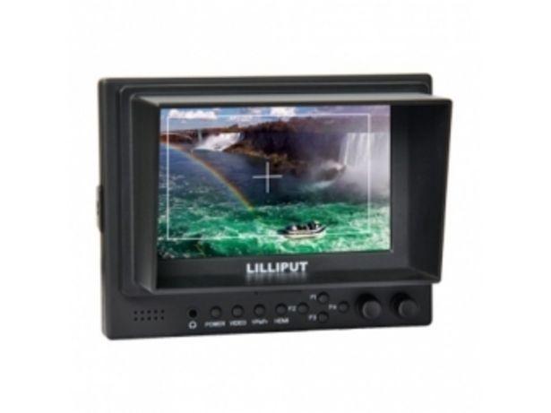 """Lilliput 569/O/P HDMI monitor 5"""" v akcii za 279€"""