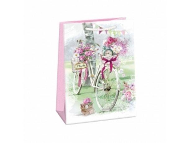 Argus taška darčeková celoročná DT5 (230x320x125mm), Bicykel retro v akcii za 1,92€