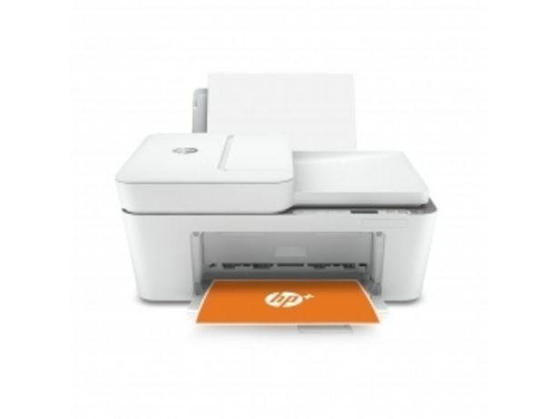 HP DeskJet Plus 4120e All-in-One (26Q90B) Atramentové multifunkčné zariadenie, Instant Ink, HP+ v akcii za 70,2636€