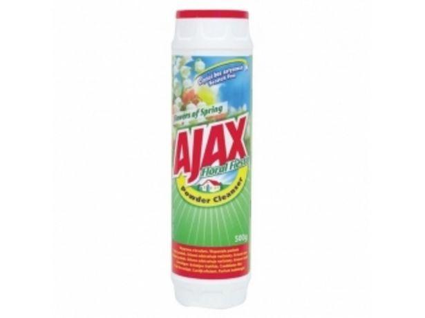 Ajax čistiaci prášok Floral Fiesta 450g Jarné kvety v akcii za 1,38996€