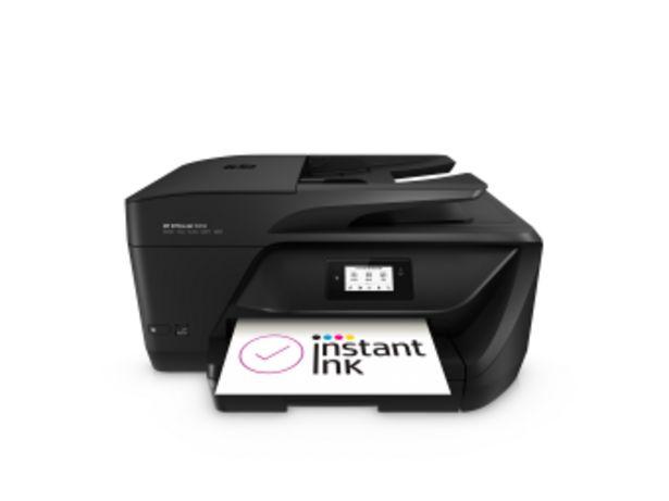 HP Officejet 6950 All-in-One (P4C78A) Atramentové multifunkčné zariadenie, služba HP Instant Ink v akcii za 155,7468€